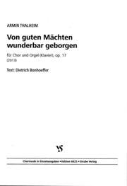 Lied Von Guten Mächten Wunderbar Geborgen Dietrich
